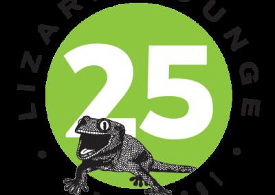 Lizard Lounge logos