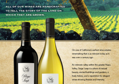 Stags Leap Wines
